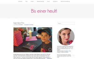 Blog hochsensible Kinder